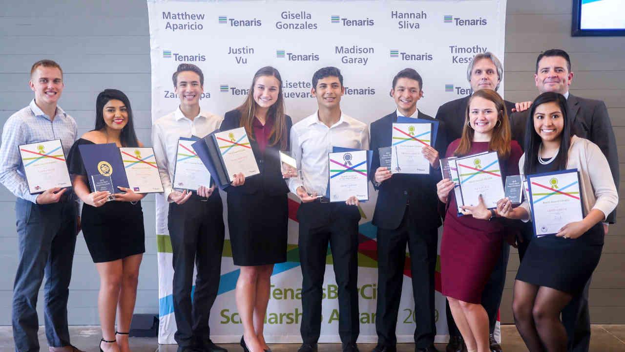 Tenaris awards $186,000 in scholarships to Matagorda County